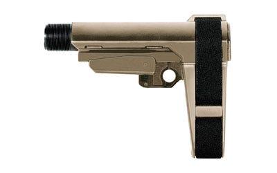 SB Tactical SBA3 AR Pistol Stabilizing Brace Flat Dark Earth