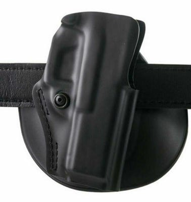 Safariland 5198 Open Top Concealment Paddle/Belt Loop Holster Smith & Wesson SD40 VE SD9 VE