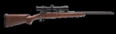 "Savage AXIS II XP Hardwood Natural Wood .25-06 Rem 22"" Barrel 4-Rounds"