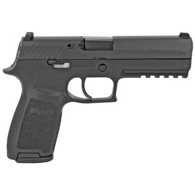 """Sig Sauer P320 Full Size 9mm 4.7"""" Barrel 17-Rounds Contrast Sights"""