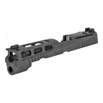 "Sig Sauer P320 PRO-CUT Slide Assembly Black 9mm 4.7"" Barrel R2 Optic Ready"