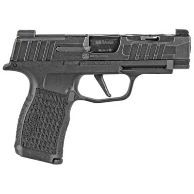 "Sig Sauer P365XL Spectre Black 9mm 3.7"" Barrel 12-Rounds"