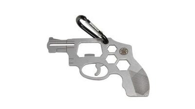 Smith and Wesson M&P Revolver Novelty Multi-tool Steel