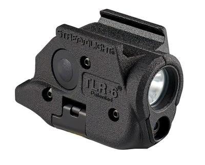 "Streamlight TLR-6 Weapon Light w/Laser 2.2"" Red Laser for Glock 43x / 48"