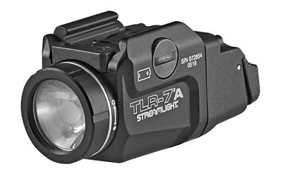 Streamlight TLR-7A Light With Low/High Switch 500 Lumens