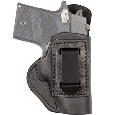 Tagua Gunleather SS 1836 Soft Holster Smith & Wesson M&P Shield and Similar IWB RH Draw Premium High Quality Leather