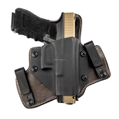 Tagua Texas 1836 Kydex/Leather Holster For Sig Sauer P365 Right Handed