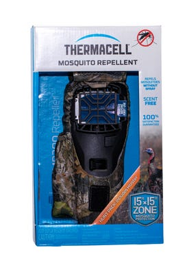 Thermacell MR300 Portable Repeller Camo 15' Odorless