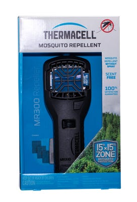 Thermacell PR300 Portable Mosquito Repeller 15'