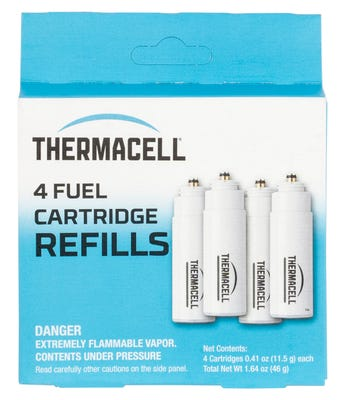 Thermacell Repellent Refill 4-Pack for Thermacell Devices