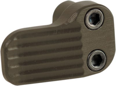 Timber Creek Outdoors AR Extended Magazine Release Flat Dark Earth for AR-Platform