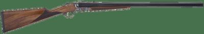 "Tristar Bristol Walnut / Color Case Hardened .410 GA 28"" Barrel 3""-Chamber 2-Rounds"