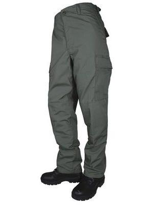 Tru-Spec BDU Basic Pants Olive Polyester Cotton X-Large