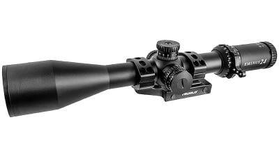 Truglo Eminus Tactical Riflescope 6-24x50