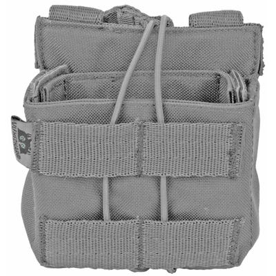 Ulfhednar Precision Shooting Universal Mag Pouch Gray MOLLE