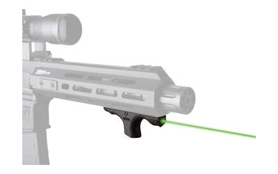 Viridian HS1 Handstop with Green Laser for AR Rifle