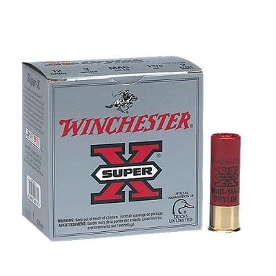 "Winchester Ammunition Drylok Super Steel Waterfowl 12 GA 3"" 1 3/8 oz #2 Steel Shot 25Rds"