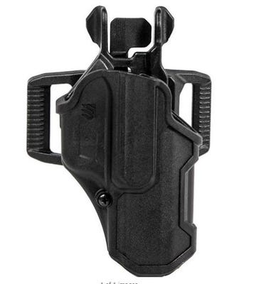 Blackhawk T-Series L2C Light Bearing OWB Holster for Sig P320/P250/M17/M18 w/ TLR 7/8 Black