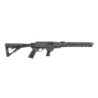 Ruger PC Carbine 9mm 16-inch 17Rds Threaded Barrel