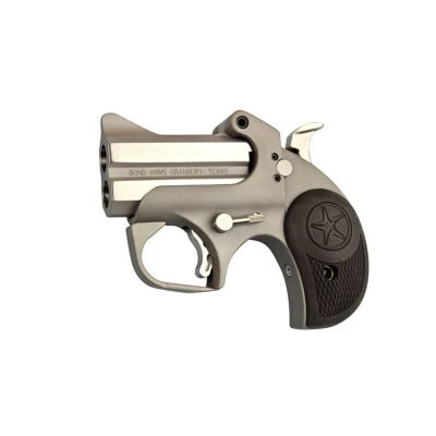 "Bond Arms Roughneck Stainless 9mm 2.5"" 2 RDs"
