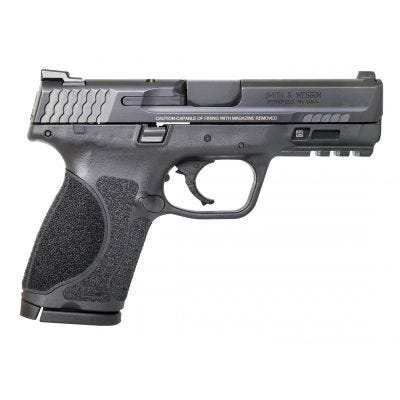 Smith & Wesson M&P 9 M2.0 Compact 9mm Luger 4-Inch Barrel 15-Rounds Fixed Sight