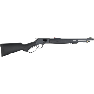 """Henry Repeating Arms Big Boy X Model Lever Action Rifle Blued .44 Mag 17.4"""" Barrel 7-Rounds"""