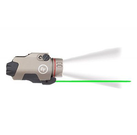 Crimson Trace Rail Master Pro Laser and Light Flat Dark Earth