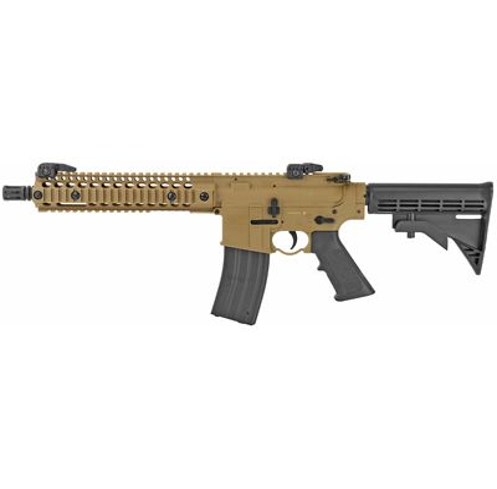 "Crosman Semi Auto R1 CO2 Rifle Tan BB 10.5"" Barrel 25-Rounds"