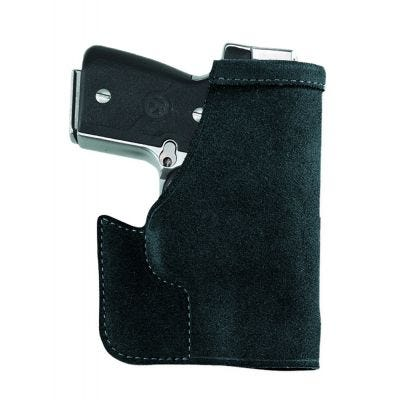Galco Pocket Protector Right Hand Pocket Holster for Ruger LCP II Black