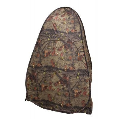 """HME Products Spring Steel 100 Ground Blind 60"""" x 60"""" x 78"""" Camo"""