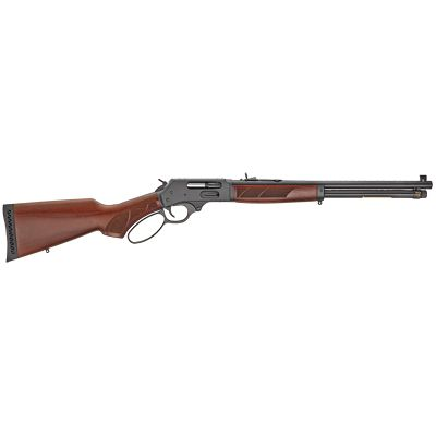 """Henry Repeating Arms Side Gate Lever Action Rifle American Walnut Stock .45-70 Government 18.43"""" Barrel 4-Rounds"""