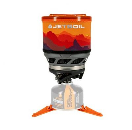 Jetboil MiniMo Sunset Cooking System Orange