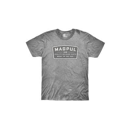 Magpul Go Bang Parts Men's Crew-Neck T-Shirt Large Athletic Heather