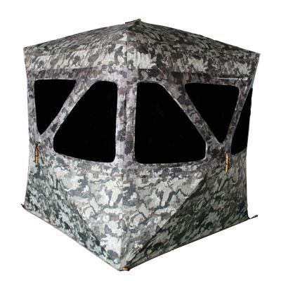 """Muddy Infinity 3 Person Blind 82"""" x 82"""" Camo"""