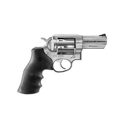 """Ruger GP100 Standard Stainless .357 Mag 3"""" Barrel 6-Rounds"""