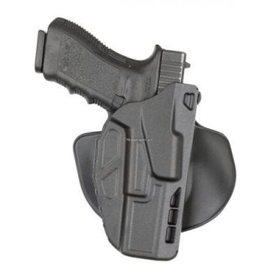 Safariland 7TS ALS Open Top OWB Flex-Paddle Holster for GLOCK 17/22 GEN1-5