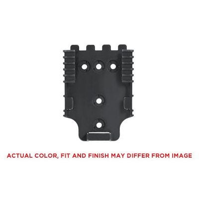Safariland QLS 22 Quick Locking System Receiver Plate FDE Brown