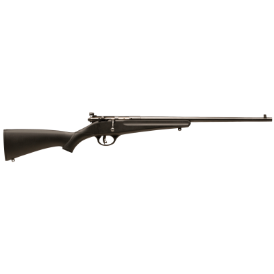 """Savage Rascal Youth .22 LR 16.1"""" Barrel 1-Rounds with Adjustable Peep Sight"""
