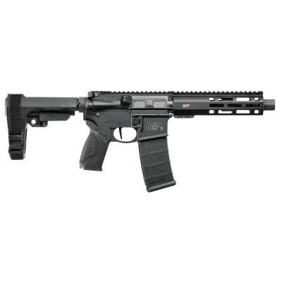 """Smith and Wesson M&P15 Pistol .223 Rem / 5.56 7.5"""" Barrel 30-Rounds"""