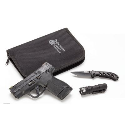 "Smith and Wesson M&P9 Shield Plus Performance Center 9mm 4"" Barrel 13-Rounds with Carry Kit"