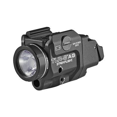 Streamlight TLR-8 with Green Laster