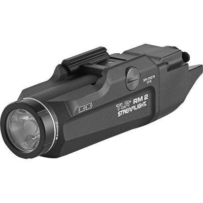 Streamlight TLR RM 2 Weapon Light LED with 2 CR123A Battery Aluminum Black