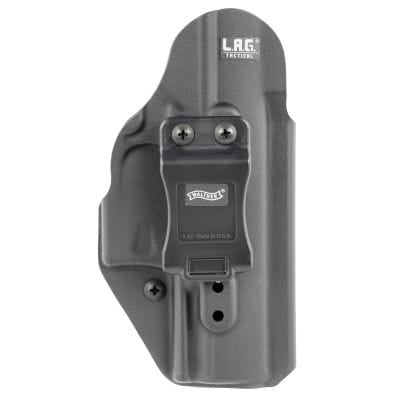 Walther PPQ Holster Inside-the-Waistband with Belt Clip