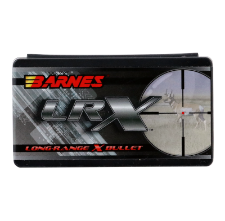 Barnes Bullets LRX 7mm 139-Grain 50-Rounds LRXBT Reloading Bullets