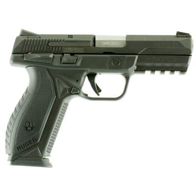"""Ruger American Duty 9mm 4.2"""" Barrel 17-Rounds"""