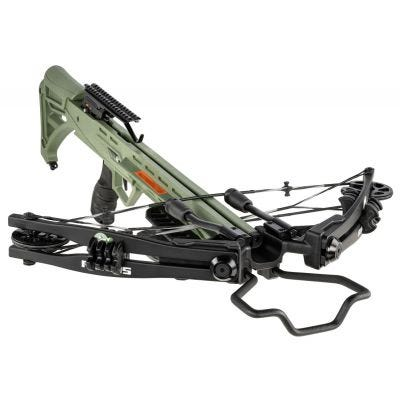 Rocky Mountain Archery RM-405 Crossbow OD Green 4x32mm Scope
