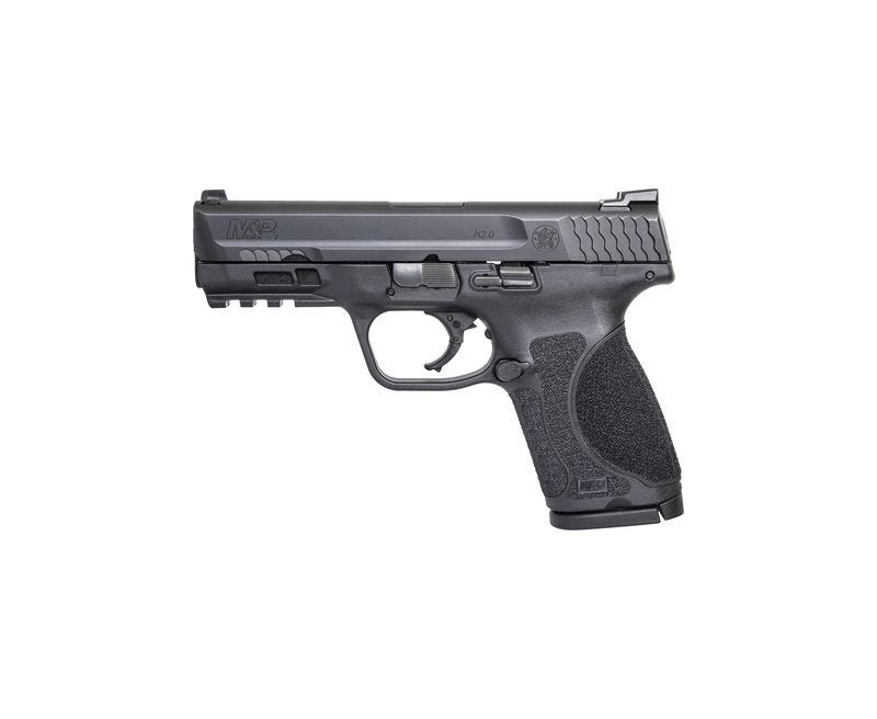 Smith & Wesson M&P9 M2.0 Compact 9mm 4'' Barrel 15 RDs Fixed Sight ...