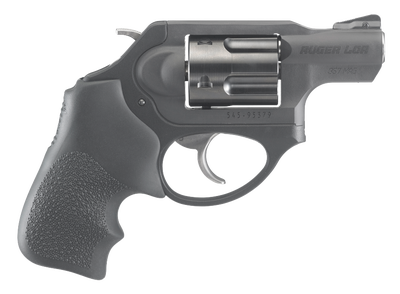 """Ruger LCRx .357 Mag 1.87"""" Barrel 5-Rounds with Hogue Monogrip"""