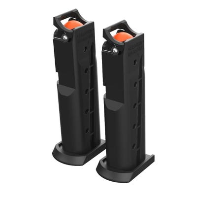 Byrna Technologies HD Spare Magazines 5-Rounds 2-Pack