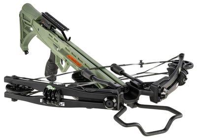 Rocky Mountain Archery RM-405 Crossbow OD Green 4x32mm Scope